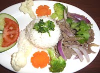 """""""Việt"""" stir beef"""